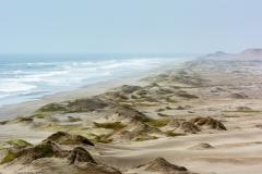 Desert Coastline, Northern Peru